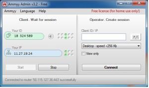 نرم افزار کنترل کامپیوتر از راه دور